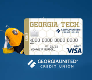 Georgia United <br>Debit Card