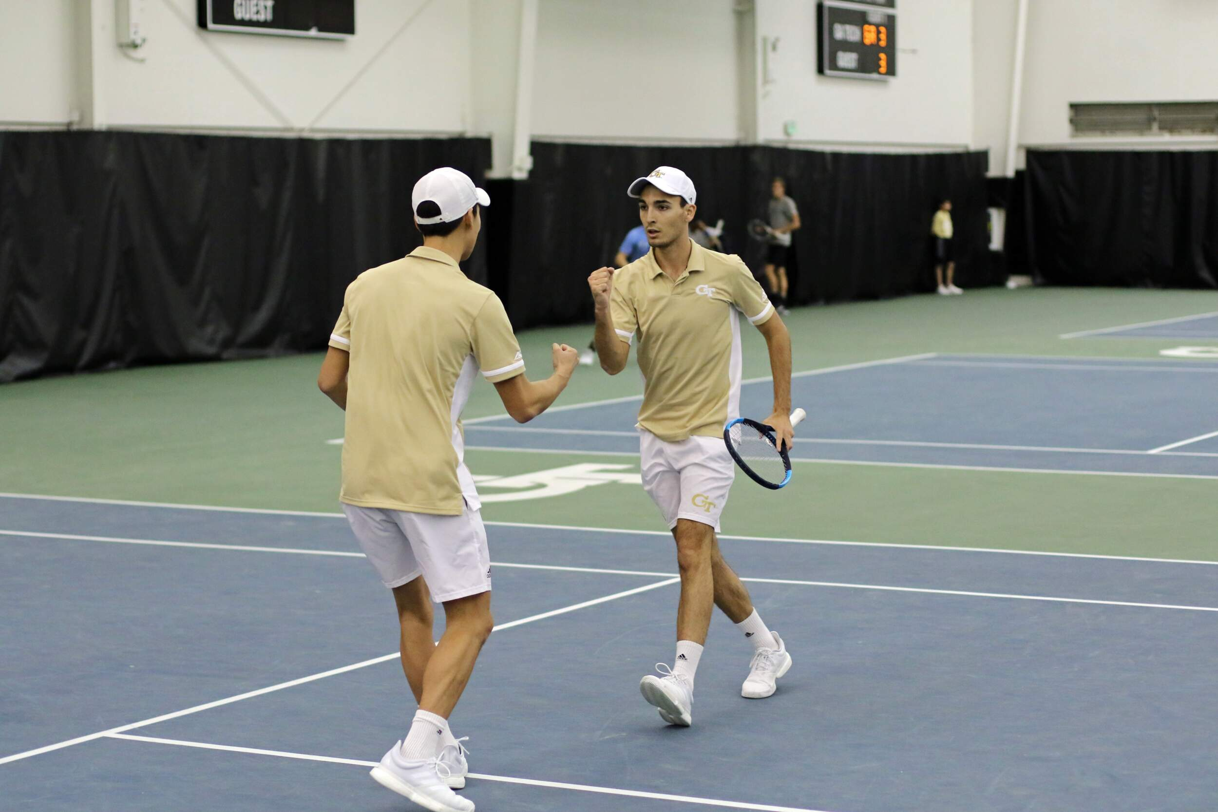 Jackets Swarm ITA Kickoff Weekend