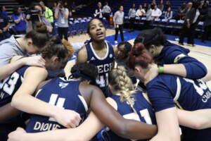 Women's Basketball at Duke