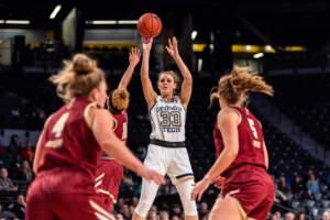 PHOTOS: Women's Basketball vs. No. 14 Georgia