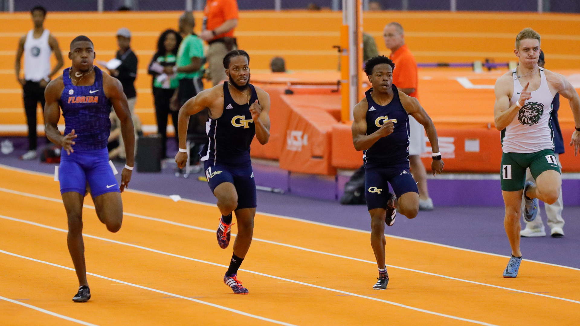 Track and Field Returns to Clemson for Bob Pollock Invitational