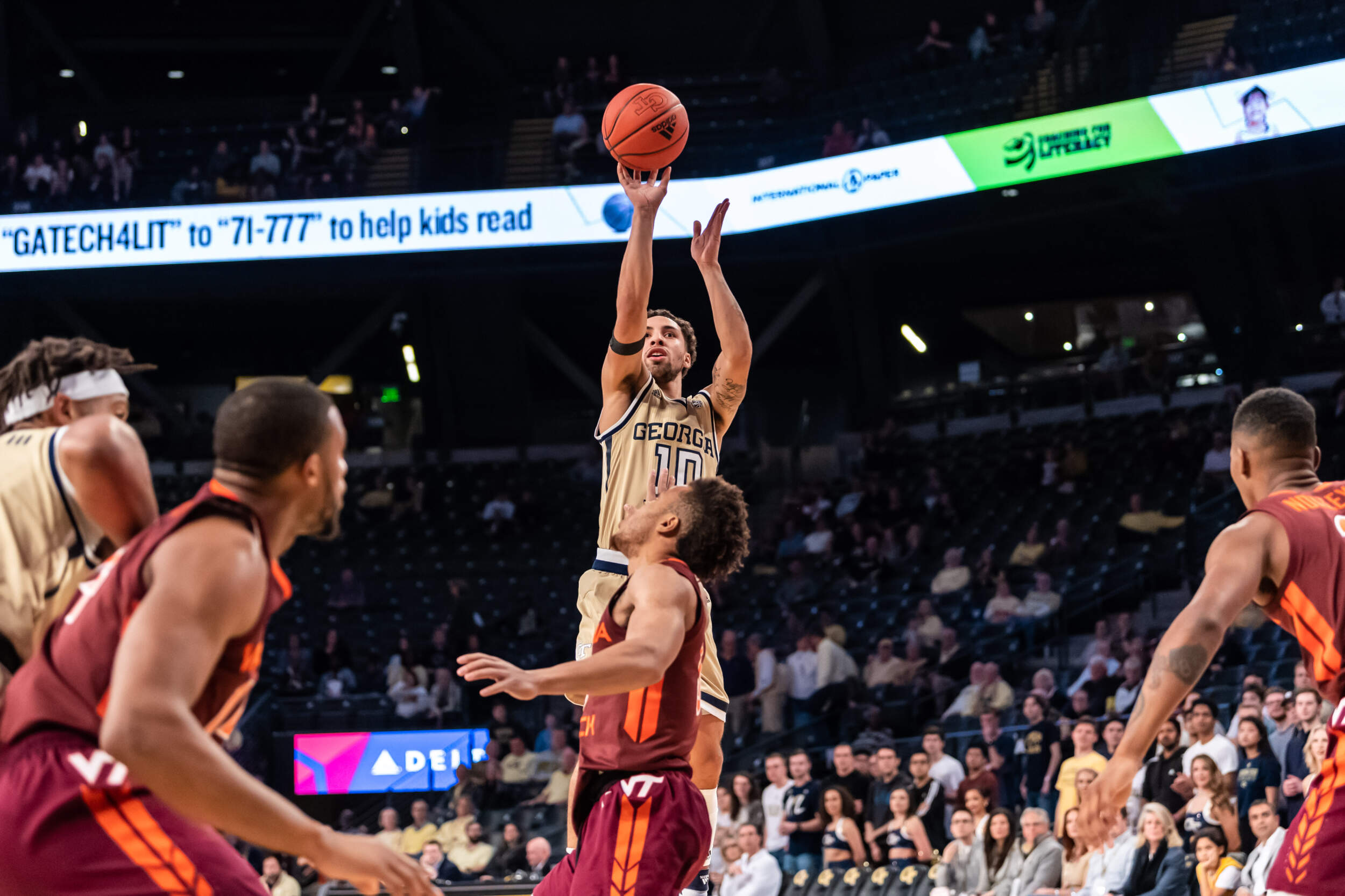 Georgia Tech Yellow Jackets vs. Louisville Cardinals - 2/12/20 College Basketball Pick, Odds & Prediction
