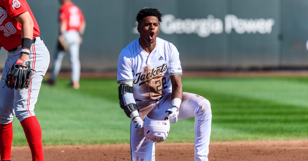 Radcliff Tabbed as ACC Co-Player of the Week