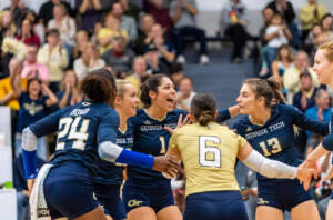 Photos: Volleyball vs. UNC Asheville