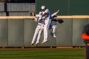 PHOTOS: Baseball Sweeps Ohio State