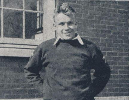 Charlie Yates - 1934 NCAA Champion