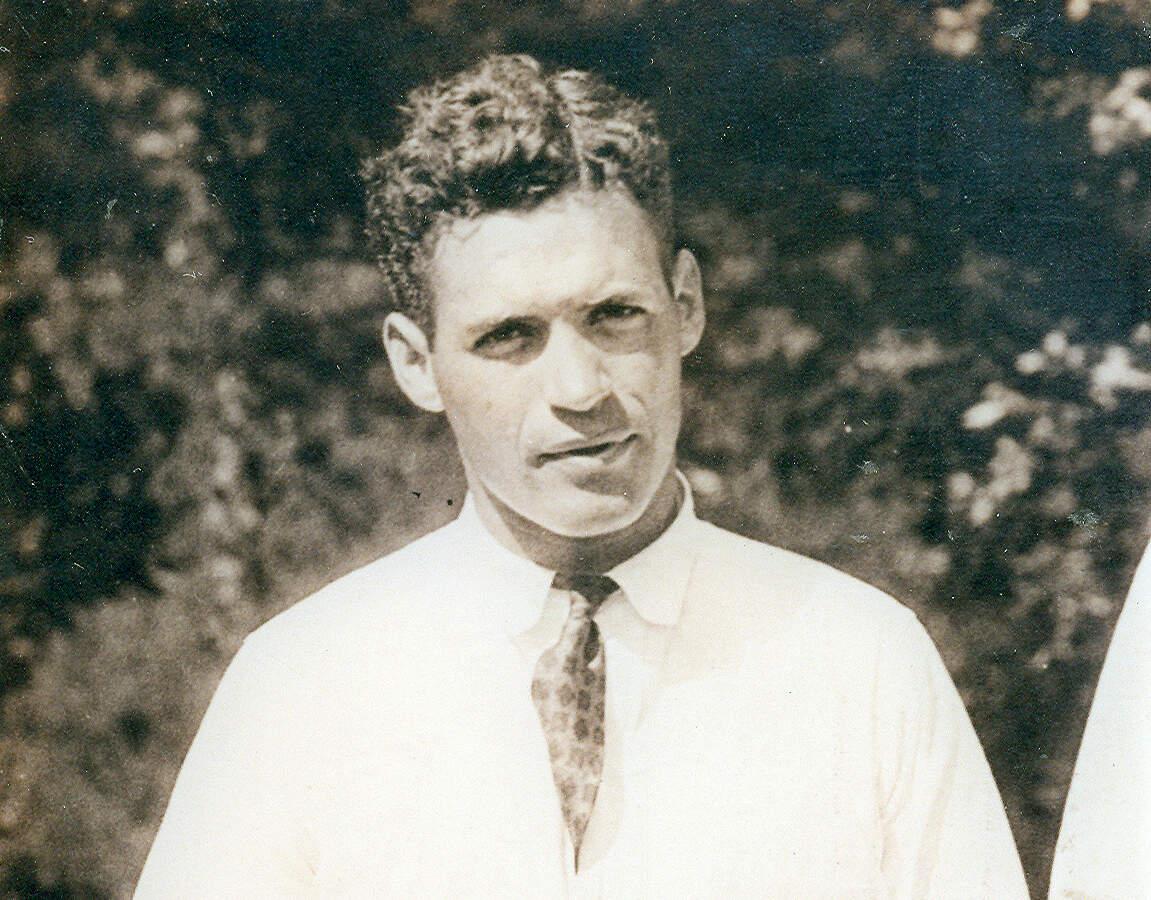Watts Gunn - 1934 National Champion