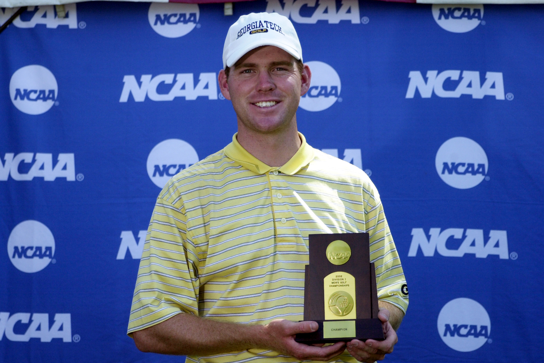 Troy Matteson - 2002 NCAA Champion