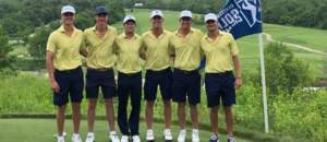 Georgia Tech Golf in Hawaii