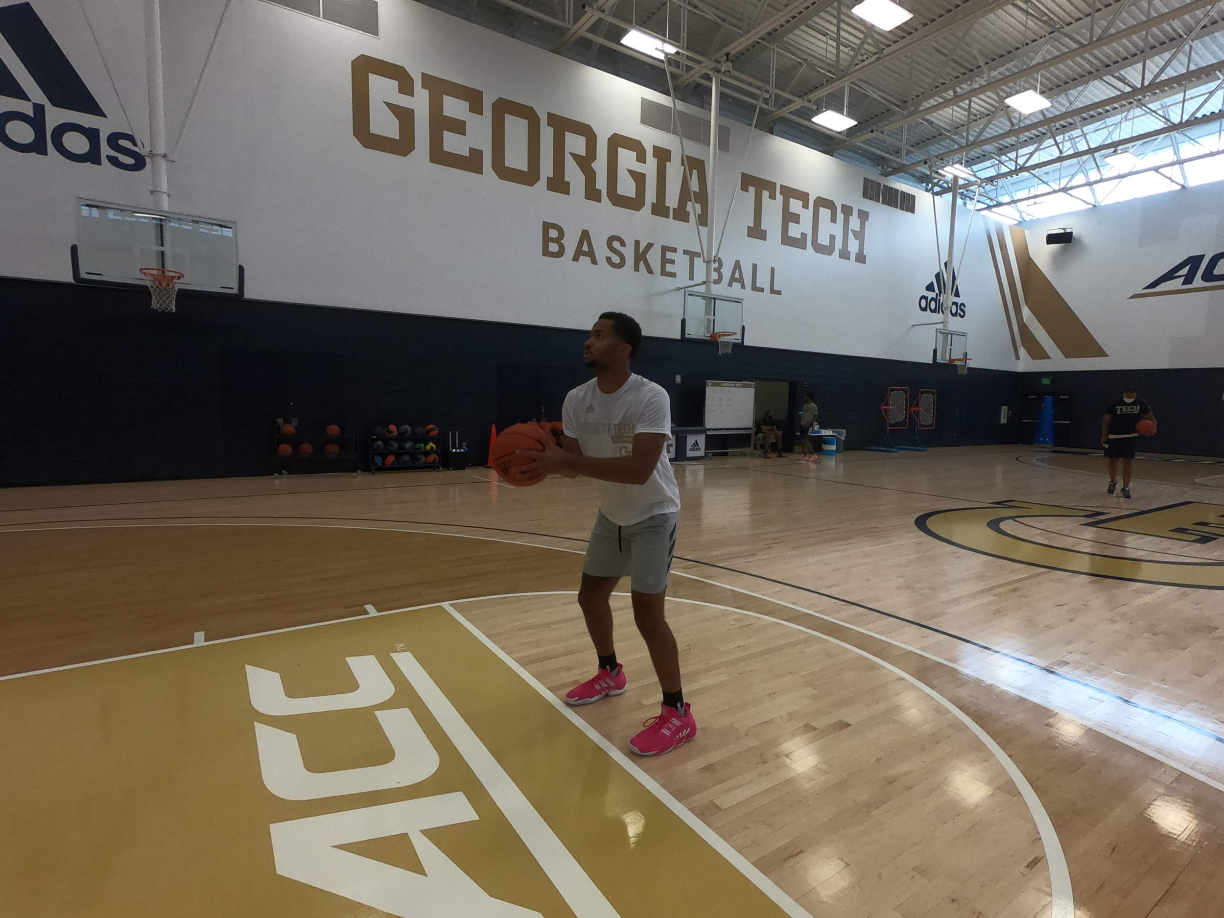 Kyle Sturdivant - GTMBB workouts July 23, 2020