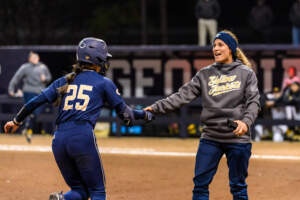 Georgia Tech vs Mount St. Mary's – Game 2 (Photos by Danny Karnik)