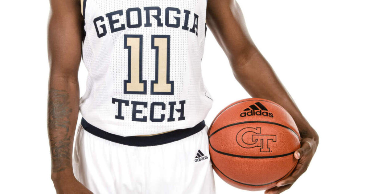 What S In A Number Basketball Style Men S Basketball Georgia Tech Yellow Jackets