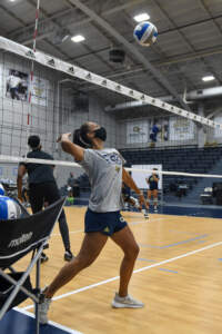 Photos: Volleyball vs. College of Charleston (NIVC)