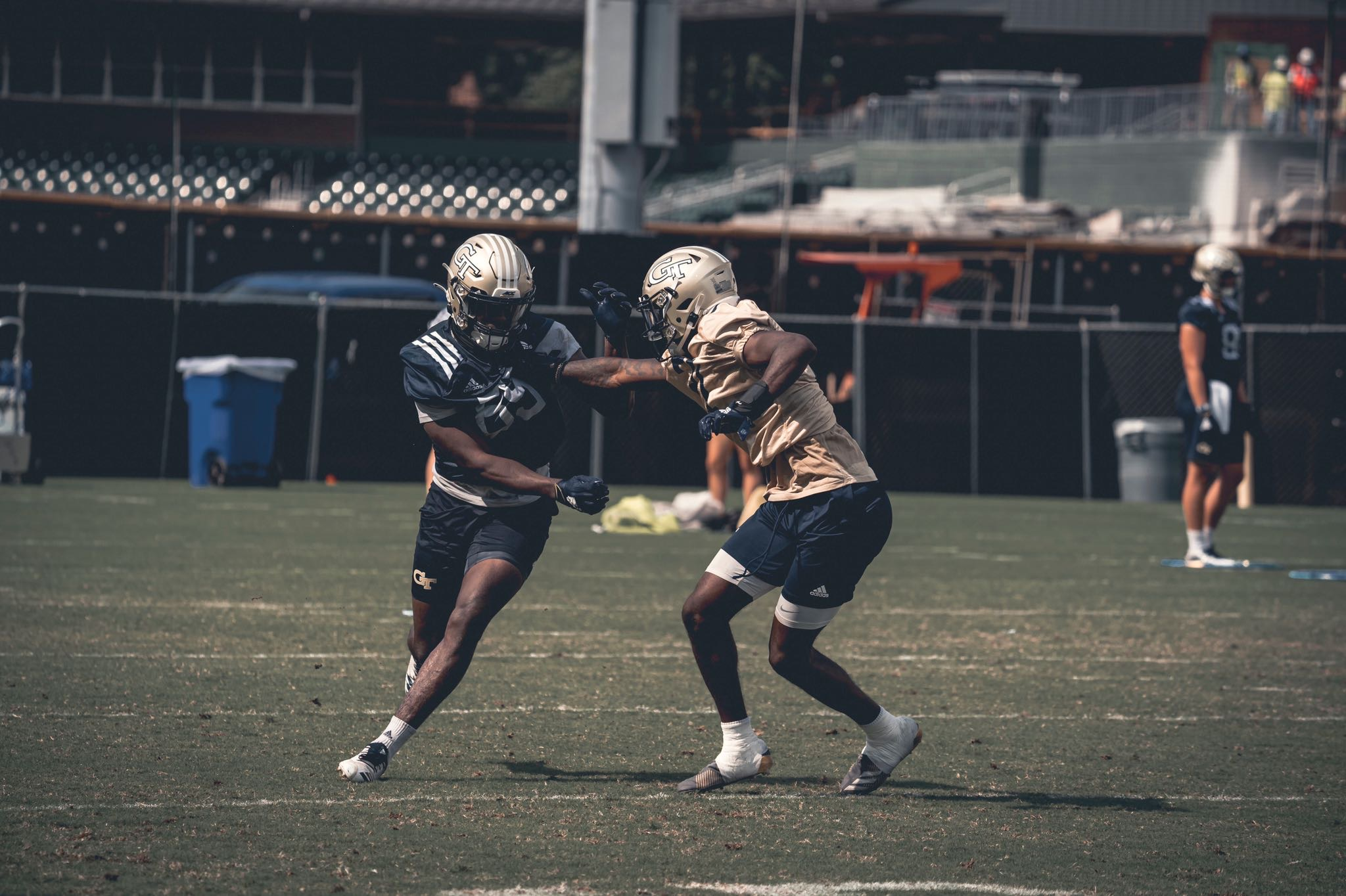 Fall Camp Central