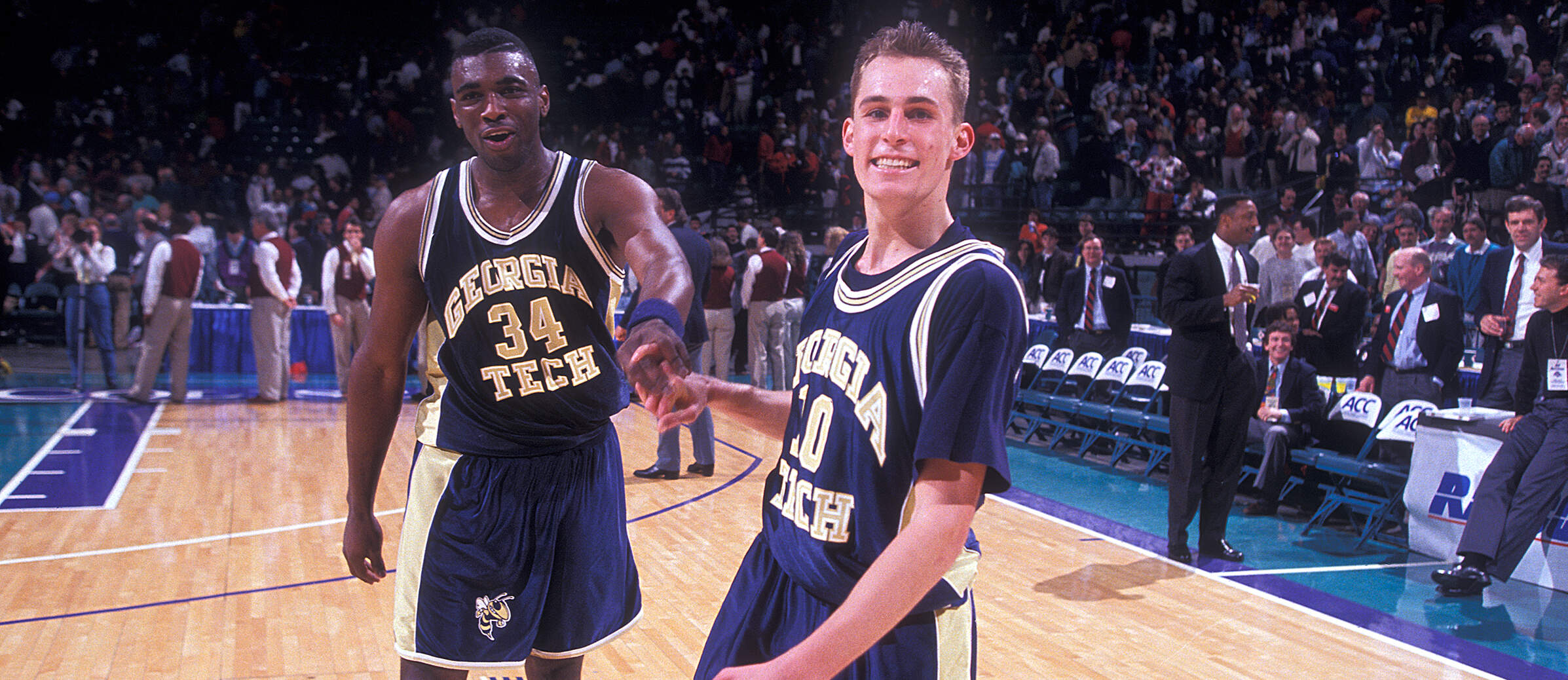 Georgia Tech Basketball: 1993 ACC Champions