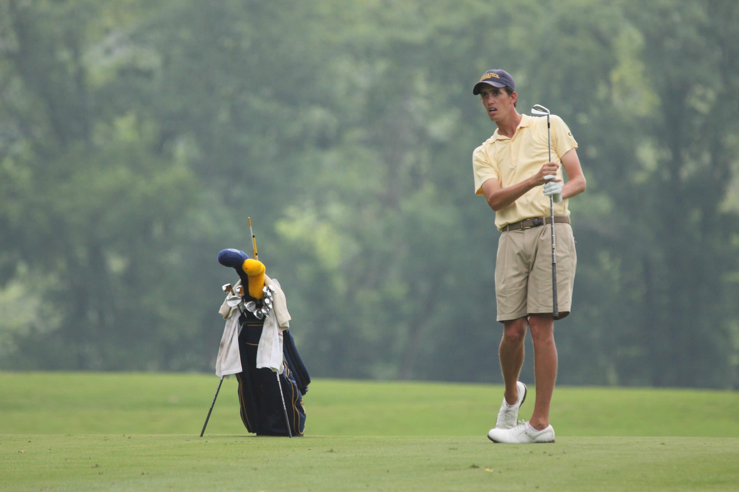 Chesson Hadley - Georgia Tech golf
