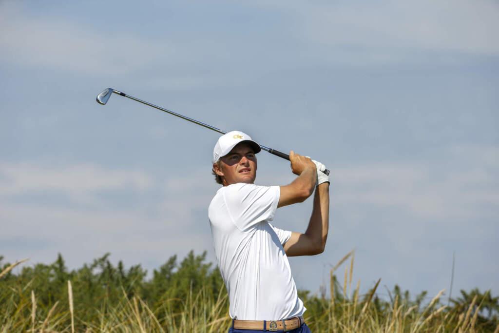 Georgia Tech golf, U.S. Amateur, Tyler Strafaci, Bandon Dunes