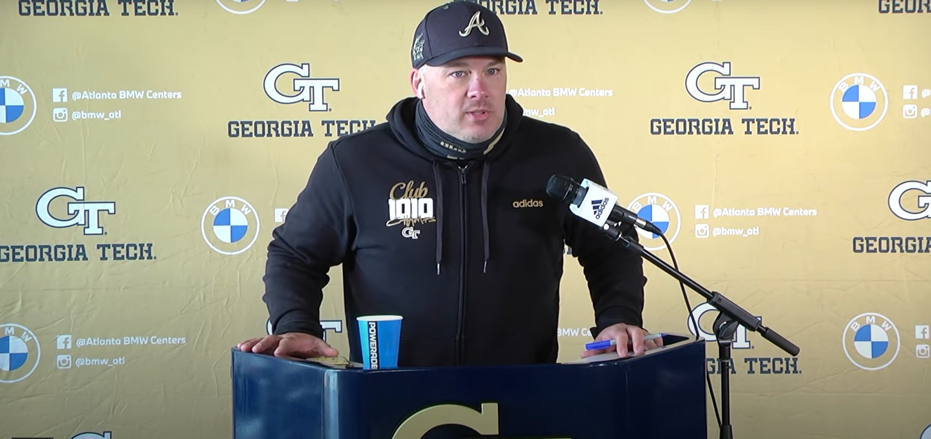 VIDEO: Geoff Collins Weekly Press Conference