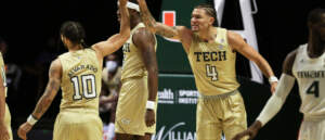 Darryl LaBarrie – Georgia Tech Basketball